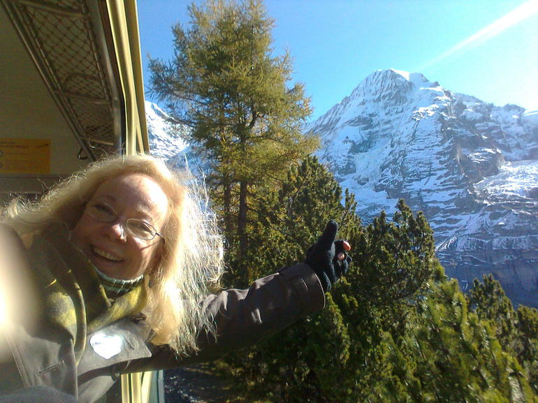 Interlaken - Grindelwald day trip - Zurich