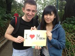 I Love Macau, Asha & Brock - July 2013