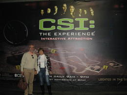 Loved the CSI Experience, Cutie Repolinos - January 2014