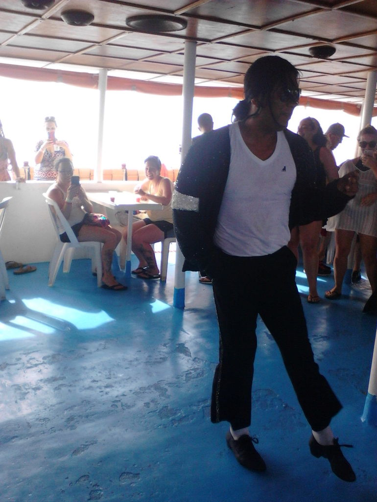 Sightseeing, Snorkeling, and Dancing Catamaran Cruise from Cancun photo 24