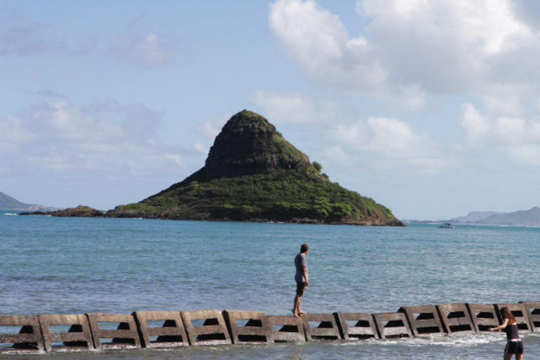Mokoli?i Island - Chinamen's Hat - Oahu
