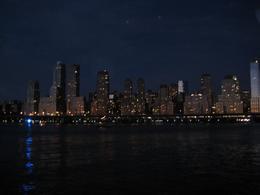 A shot of New York at night, Snaeha K - July 2009