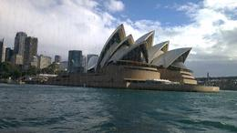 Sydney Harbour Highlights Cruise , ROBERTO V - October 2012