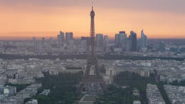 View from Montparnasse tower , Soile B - August 2012