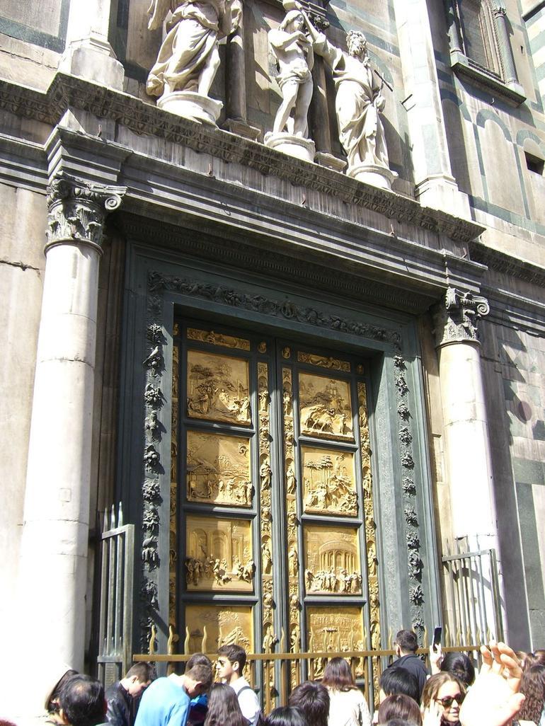Paradise Doors - Florence