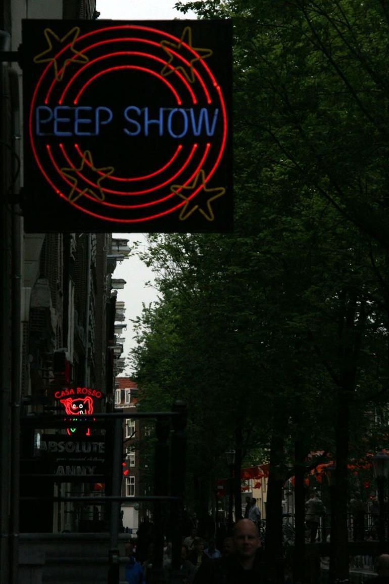 Peep Show - Amsterdam