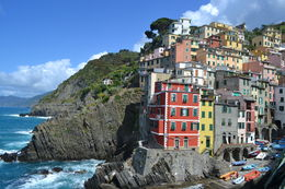 Riomaggiore , dbelaong - May 2015