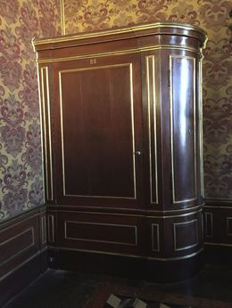 You literally can walk through this cupboard. One of many secret passages in the Doge's Palace. , Jeffrey C - June 2015