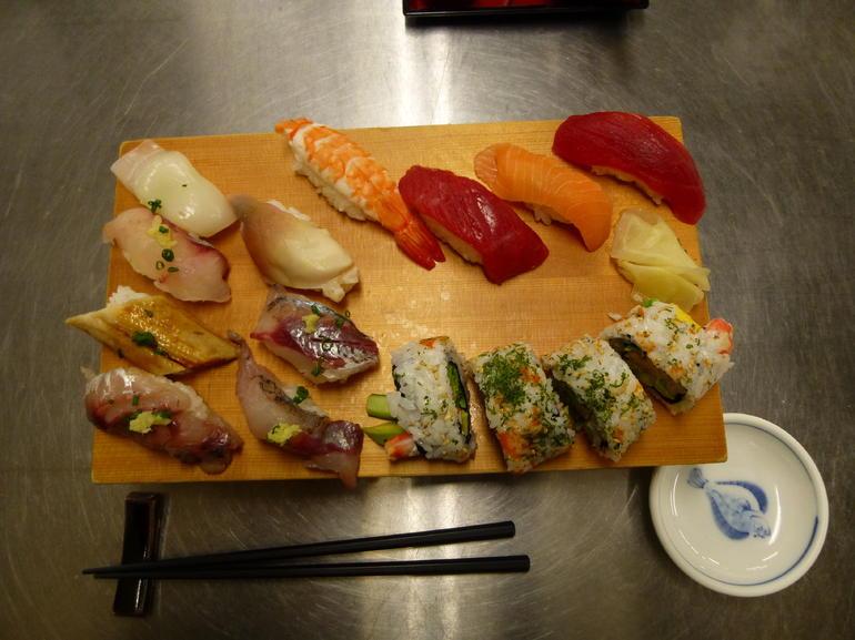 Sushi - Tokyo