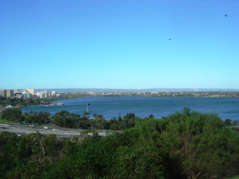 Swan River - Perth