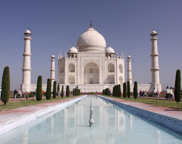 Taj Majal - New Delhi