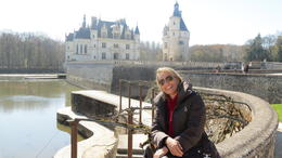 Castelo de Chenonceau - Vale do Loire , Fabiana Mori - March 2014