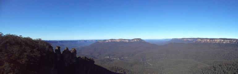 View from Echo Point*