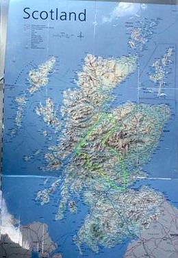 Beautiful 400 miles of glens, lochs and bens. Lowlands to Highlands , raci88 - November 2016