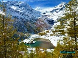 Beautiful view from Bernina Express , 2dhismom - January 2017
