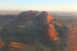 Kata-Juta at sunset , Mike F64 - June 2017
