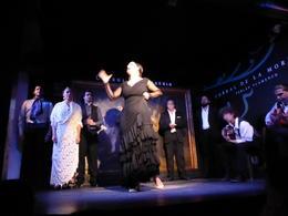 Flamenco Show , Amber P - July 2017