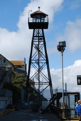 Guard tower, Sam B! - April 2014