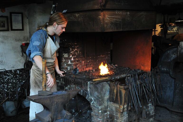 Blacksmith - Amsterdam