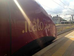 Taking the bullet train to Florence. , Kizzie C - August 2014