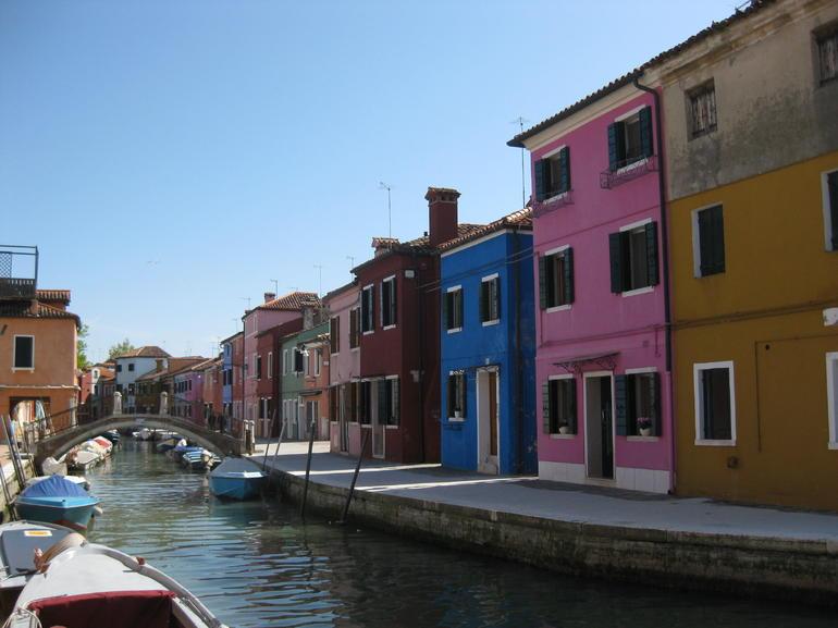 Burano colour and lace - Venice