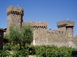 Castillo di Amoroso - August 2010