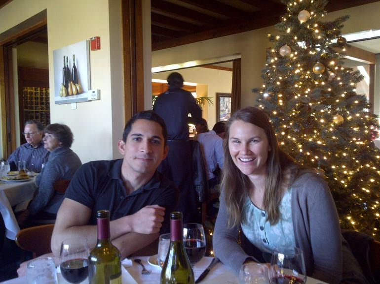 Christmas in Wine Country - San Francisco