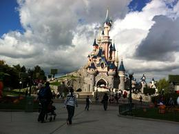 Disney castle , Soumyo M - October 2012