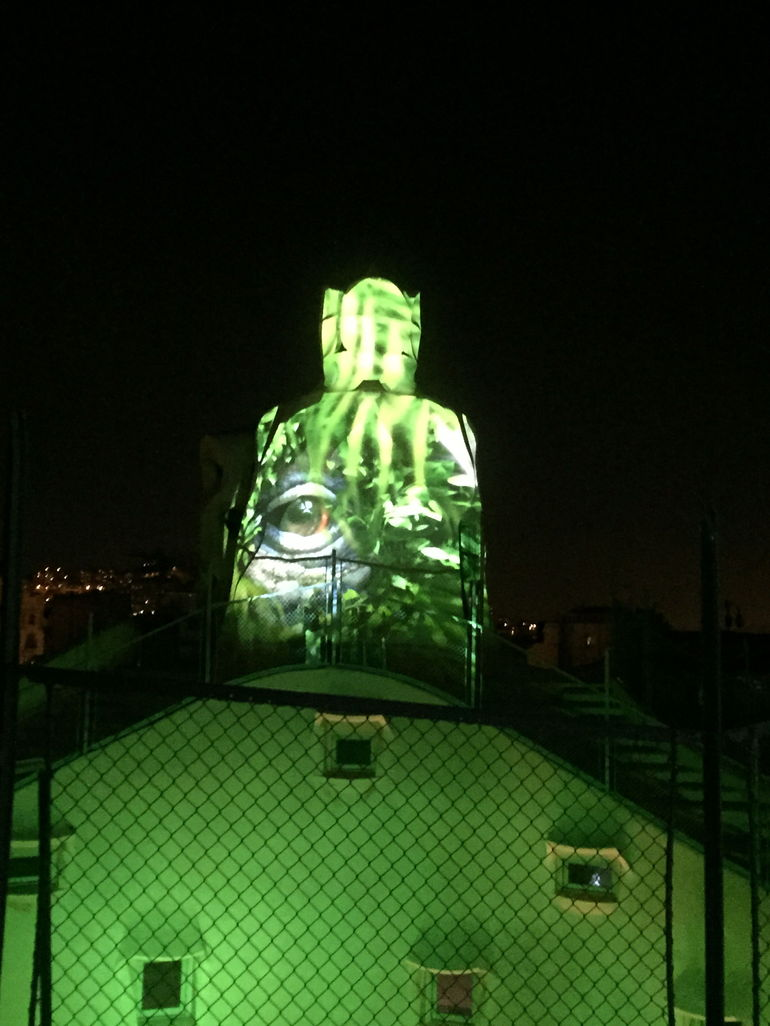 La Pedrera Night Experience: Visit + Audiovisual Display on the Roof Terrace photo 21