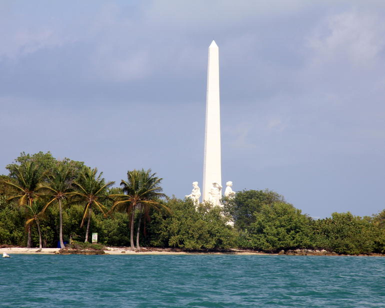 Flagler Monument Island - Miami