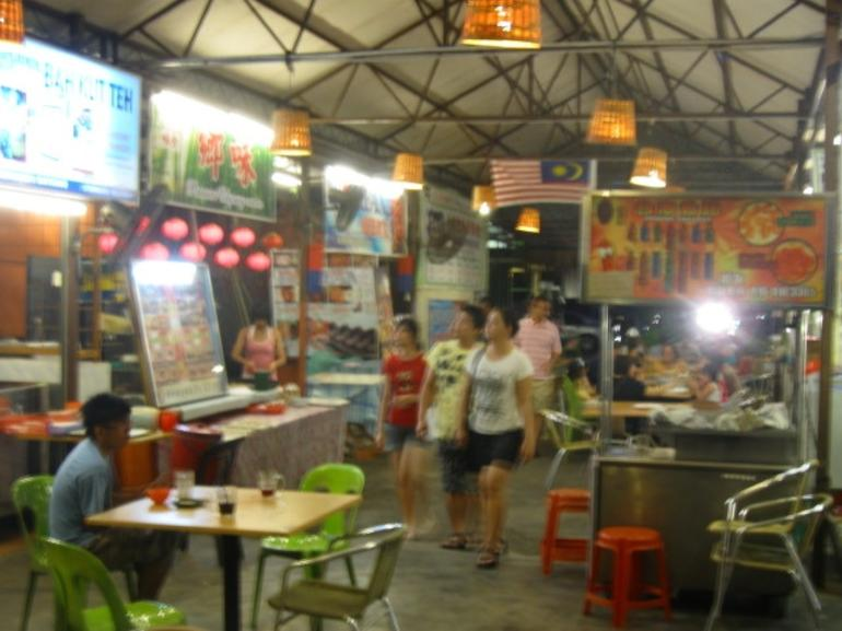 Food Market - Penang