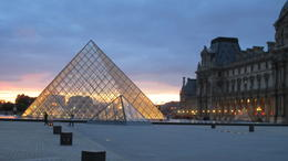 Louvre at sunset , JanTulleby - May 2012