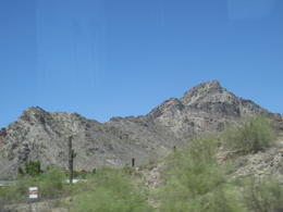 One of the sights from the bus , Marlene C - June 2012