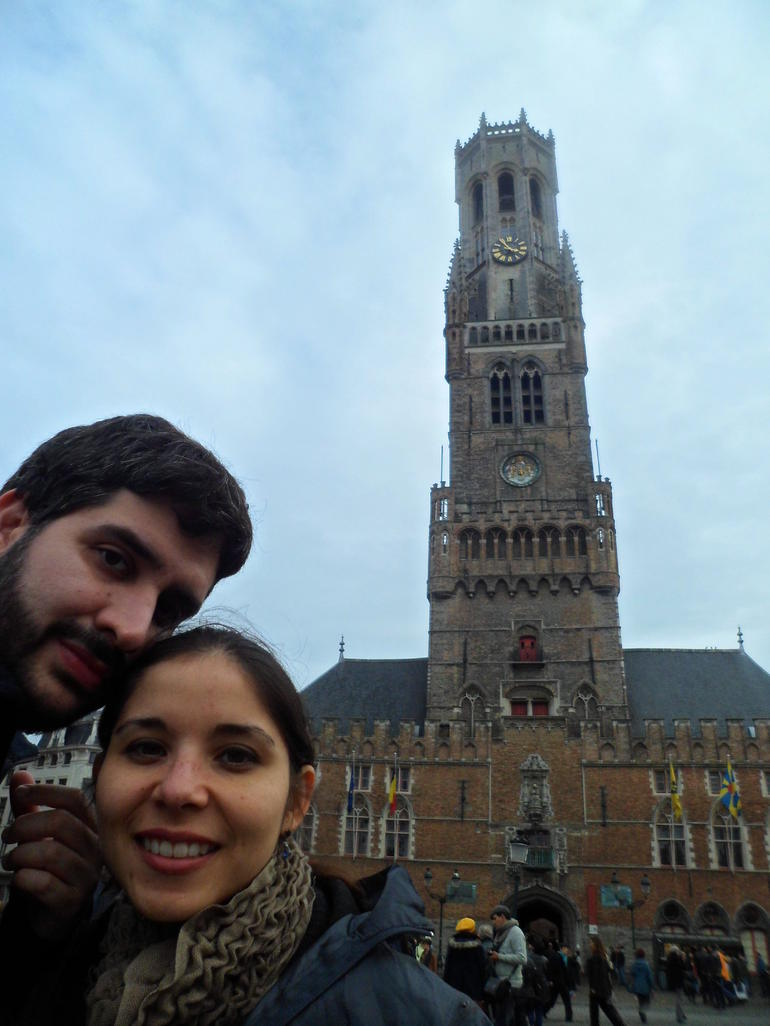 In Bruges! - Brussels