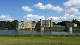 Leeds castle , EUNOK C - July 2014