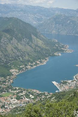 Vue du fjord des bouches de Kotor. , PHILIPPE1963 - July 2014