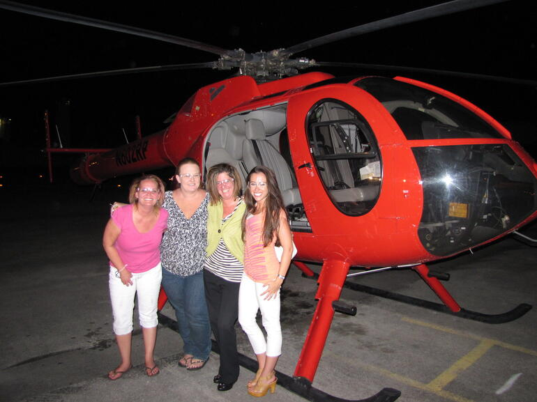 Our 'Door Off' Helicopter Flight - Las Vegas