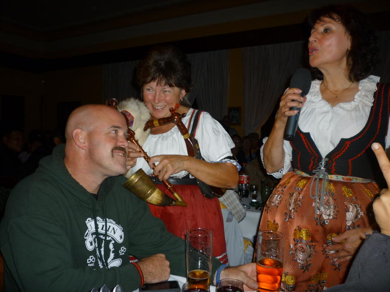 Prague Folklore Party Dinner and Entertainment photo 30
