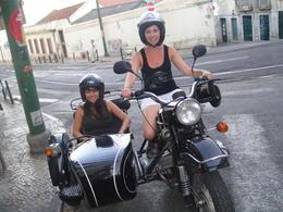 Best of Lisbon by Sidecar, Blanca - January 2013