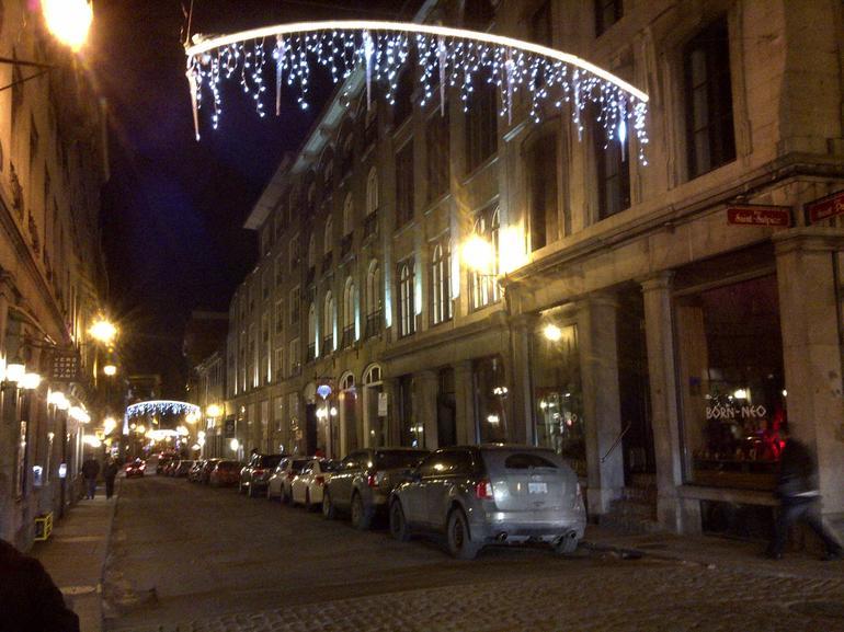 Rue Saint-Paul - Montreal