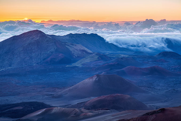 Haleakala Maui Sunrise Tour with Breakfast photo 4