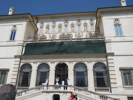 The Borghese Gallery , Karen G - May 2013
