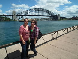 In Sydney having a great time , shan-rock - November 2011