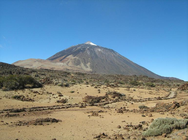 The mighty Mount Teide - Canary Islands