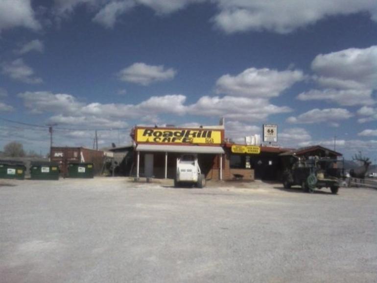 The Roadkill Cafe - USA