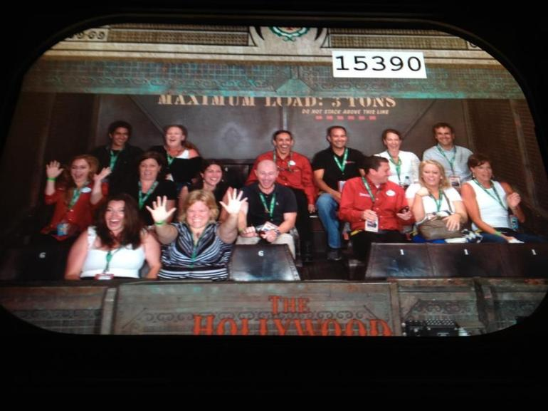 Tower of Terror - Anaheim & Buena Park