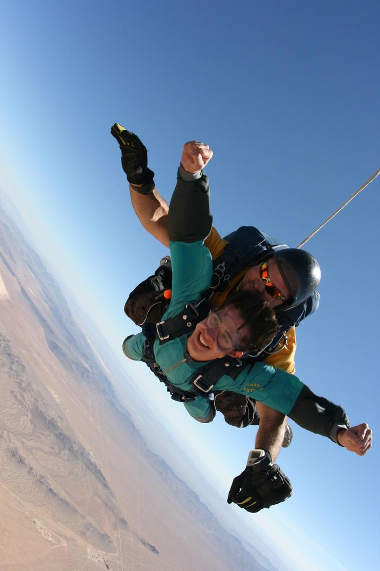 Vegas Skydiving experience - Las Vegas