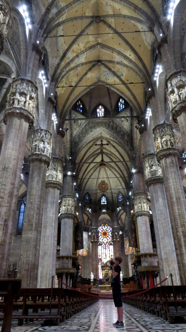 Best of Milan Walking Tour with Skip-the-Line to Duomo & 'Last Supper' photo 14