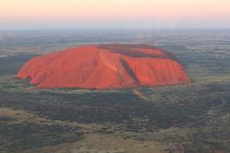 Uluru at sunset side view , Mike F64 - June 2017