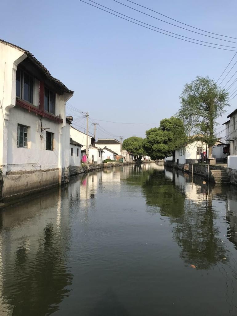 Xitang Water Village Sunset Tour with Riverside Dining Experience from Shanghai photo 28